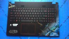 Asus GL552 GL552JX GL552VW GL552VX Palmrest Case Cover & Backlit US Keyboard