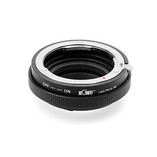 KIWI Fotos KF-1031 Pentax DA Lens Adapter to Samsung NX Camera