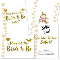 8,16,24,32 PACKS CHALLENGE CARD GAME DARES PHOTO TEAM BRIDE HEN PARTY FUN