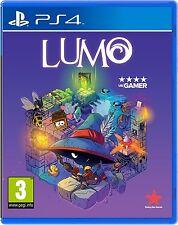 Lumo (PS4) NUEVO PRECINTADO ROMPECABEZAS/ JUEGO DE EQUIPO