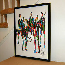 The Dave Clark Five Pop Rock Music Poster Print Tribute Wall Art 18x24