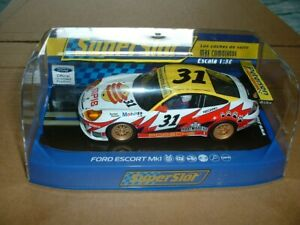 SCALEXTRIC PORSCHE 911 GT3 PETERSON LIVERY No.31 USED & UNBOXED