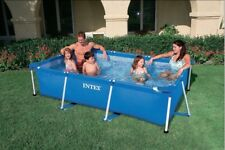 INTEX  Rechteck- Family Pool    220 x 150 x 60 cm   Art.Nr 28270
