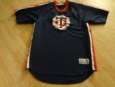 Men's Minnesota Twins M (38/40) Warmup Jersey Shirt True Fan Jersey
