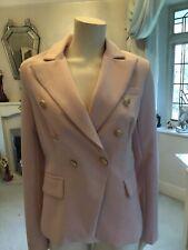 Designer  Pink Blazer Balenciaga Style  By Lulumary New Wth Tags