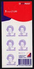 NVPH V1491b Beatrix inversie PTT Velletje iHBL Hangboekje uit 2001