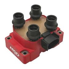 MSD Ignition Coil Pack 8241; Blaster Replacement Red 40,000V for Ford 4.6L MOD