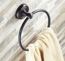 Black Oil Rubbed Bronze Towel Ring Bathroom Hardware Bath Accessories fba124
