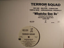 "TERROR SQUAD + BEATNUTS - WHATCHA GON DO (12"") 1999!!  RARE!!  FAT JOE + BIG PUN"