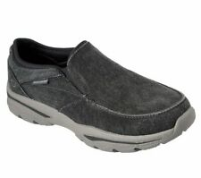 Skechers Men's   Relaxed Fit Creston Moseco Loafer SIZE 10