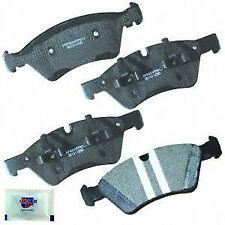 CARQUEST Brakes PMD1123H Front Premium Semi Metallic Brake Pads