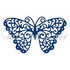 Tattered Lace ENCHANTED BUTTERFLY Die TLD0352 metal craft cutting dies stencil