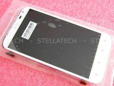 Original HTC Sensation XL/G21 Display LCD Touchscreen+Rahmen Weiss