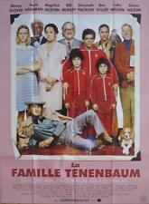 THE ROYAL TENENBAUMS - HACKMAN / ANDERSON / WILSON - ORIGINAL LARGE MOVIE POSTER