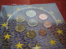 (BU.32)  COFFRET FRANCE EURO 2001  BRILLANT UNIVERSEL
