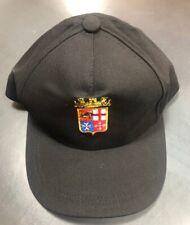 Berretto Baseball Cap Marina Militare Italiana logo Ricamato Nero OFFERTA