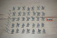 Warhammer LOTR - Lord of The Rings Warriors of Minas Tirith x 35 - LOT 909