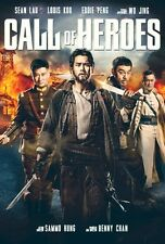 call of heroes - Hong Kong RARE Kung Fu Martial Arts Action movie - NEW DVD
