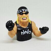 Vintage Hollywood Hulk Hogan NWO Finger Puppet Figure WCW Inc 1999 WWF