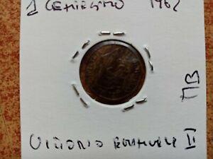 1 CENTESIMO 1962 VITTORIO EMANUELE II - MB - RIF.2117