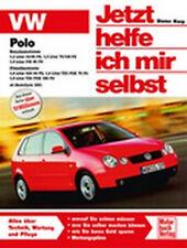 WERKSTATTHANDBUCH REPARATURANLEITUNG JETZT HELFE ICH MIR SELBST 230 VW POLO IV 4