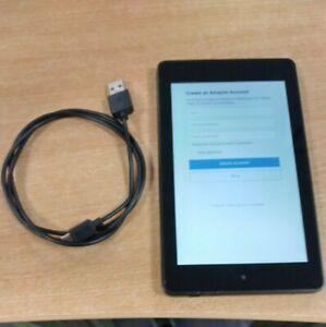 8832 Amazon Fire HD 6 8gb Wi-fi 6in - Black