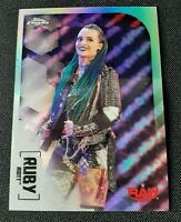 2020 Topps WWE Chrome Ruby Riott SP Silver Refractor WWE RAW #53