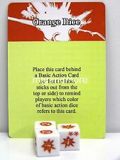 Marvel dice Masters-Orange dice (card + 3 dice) - the Uncanny X-Men