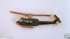 HUEY HELICOPTER Military Veteran VIETNAM Hat Pin 14282 HO  SMALL
