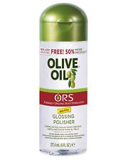 Ors aceite de oliva Lustrado Cabello Pulidora anteriormente Orgánico Raíz de 177 Ml