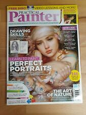 Practical Painter How To Draw & Paint in Pencils, Oils, Acrylics & More