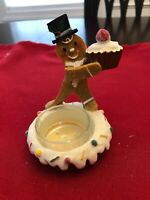 Yankee Candle Gingerbread Tea Light Holder
