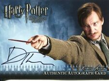 Harry Potter Half Blood Prince Autograph David Thewlis as Remus Lupin