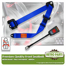 Front Automatic Seat Belt For Ford Zephyr Mk3 Saloon 1962-1966 Blue