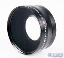 Impact DVS.WA45.58 0.45x Wide Angle Macro Converter Lens 58mm
