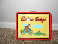 New listing Curious George Lunch Box