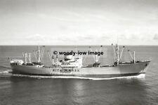 rp3526 - Danish Cargo Ship - Rita Maersk - photograph 6x4