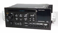 GM Delco 95-02 Chevy Car S10 Radio - CD Player 3.5mm Aux iPod mp3 Input in Face