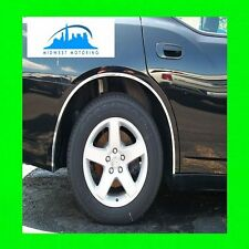 2005-2011 DODGE CHARGER CHROME WHEEL WELL FENDER TRIM MOLDINGS 4PC 5YR WRNTY