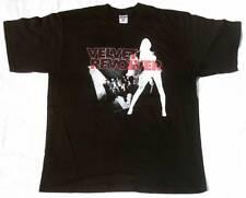 Rare presorits. velvet revolver concert tour 2008 ou scott weiland star t-shirt G.