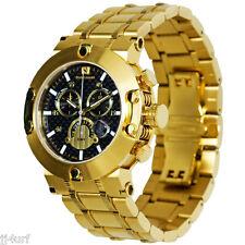 STEINHAUSEN Monte Carlo Swiss Chronograph Redux Watch, SW578G, LTD ED, StSl, GLD