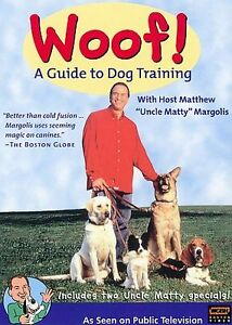 Woof - A Guide to Dog Training (DVD)