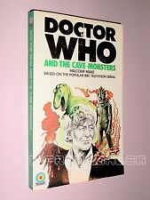 Doctor Who and the Cave Monsters (Target books)