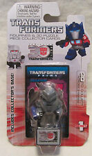 Transformers Megatron Figurine Pack & 3D Puzzle Piece Collector Card NEW