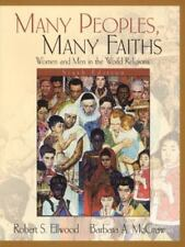 Many People, Many Faiths: Women and Men in the World Religions (6th-ExLibrary