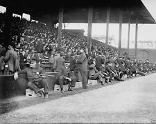 Philadelphia police on the field during World Series Shibe Park New 8x10 Photo