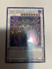MP20-EN166 Draco Berserker of the Tenyi Prismatic Secret Rare Fast Shipping!!!
