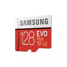Samsung EVO Plus 128 GB, Class 10 (90MB/s) - microSDXC Card - (MB-MC128GA)