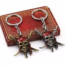 Totenkopf Fluch der Karibik / Jack Sparrow Maske Schlüsselanhänger