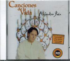 Alejandro Jaen Canciones de Mi Vida